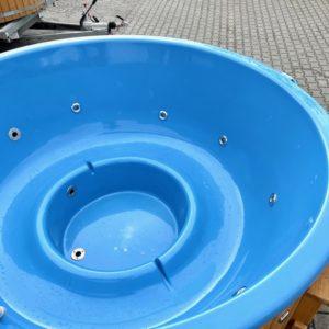 Gebrauchter Hot Tub mit Whirlfunktion